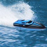 BS RC Speed Boot H100- radiografisch race boot - Racing Boat 2.4GHZ - Skytech 20KM -oplaadbaar_