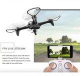 Syma X15W FPV live Camera drone +app control -zwart_