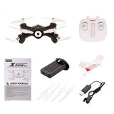 Syma X23 quadcopter -one key take off/landing functie - Hover mode - drone zwart _