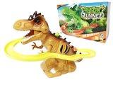 Prehistoric the Tunnel - Dinosaurus glijbaan tunnel speelgoed 30CM_