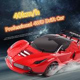 RC Drift Furious 8 NQD 2.4Ghz 4WD | 1:10 40KM/U | Race Auto_