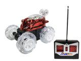 Dasher Rc Stunt auto radiografisch   Acrobatisch bestuurbaar auto-rood_