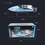 Rc Race Boot H108 - High Speed Boat 2.4GHZ 20KM/H -1:36 bestuurbaar boot_