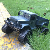 Military Rc Truck -Wifi live camera - App control  (IOS&Android) 2.4GHZ _