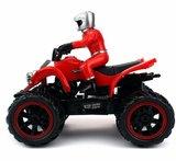 Dust Racer RC Off Road Quad 1:10 - beginners Elektro Achterwielaandrijving (oplaadbaar)_