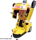 BS Robot Car 2 in 1 robot en auto | Galaxy warrior transform_