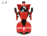 Transform - Robot Race car - 2in1 robot en auto_