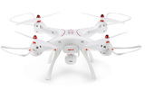 Syma X8SW Drone 2.4GHZ- FPV live HD camera voor Android & IOS - Auto landing en take off _