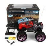 Rc Monster truck Crawler King 4WD Auto 2,4GHZ - schaal 1:10 (38CM)_