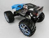 Rc Monster truck Crawler King 4WD Auto 2,4GHZ - schaal 1:10 (38CM)_