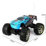 BS Rc Monster truck Crawler King 4WD Auto 2,4GHZ - schaal 1:10 (38CM)_