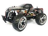 Rc Monster Truck Racing SHADOW Car auto 1:10 (45CM) 18KM/U -oplaadbaar _
