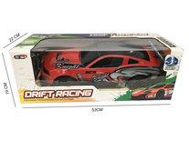 Rc drift auto - 3D light - oplaadbaar - 43CM - 1:10