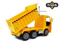 Vrachtwagen speelgoed met laadbak-kiepbak - Dump Truck - met licht en geluid 25CM