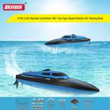 RC Race Boot H100- High Speed Racing Boat 2.4GHZ - Skytech SPEED 20KM