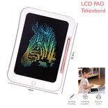 LCD PAD - Tekenbord Tablet - LCD schrijfbord - LCD tablet - Writing LCD PAD  22.3CM