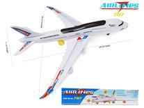 Airbus speelgoed vliegtuig -Senior Aviation Airways 787 59CM