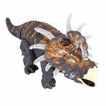 Dinosaurus speelgoed - Triceratops - met licht en Dino geluid 35CM