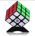 Speelgoed Airbus vliegtuig + Rubiks Kubus 3X3X3 Voordeel pak 2 Stuks | Incl. Batterij