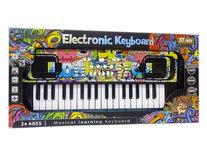 Keyboard met 37 tonen - Speelgoed muziek piano - met microfoon - 45 CM