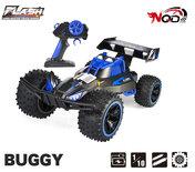 RC Race Buggy NQD - 2.4GHZ radio grafisch bestuurbare auto 18km/u - 1:10 43CM - oplaadbaar + extra accu