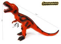 Tyrannosaurus Rex met met dinosaurus geluid 46 CM - T-REX Dino