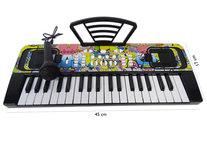 Keyboard piano met 37 tonen - Speelgoed muziek piano - met microfoon - 45 CM
