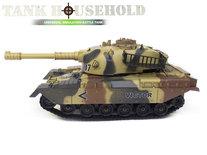 Tank US M60 met geluid en kan bewegen - schiet plastiek balletjes -  speelgoed tank 29CM 1:24