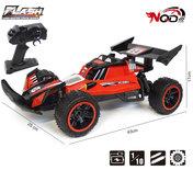 RC Race Buggy NQD - 2.4GHZ radio grafisch bestuurbare auto 18km/u - 1:10 43CM - oplaadbaar (inclusief extra accu)