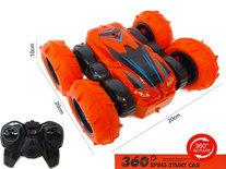 RC Stunt Car 2.4 Ghz Off Road bestuurbare Race auto - Dubbelzijdig - 360 spinning car- oplaadbaar