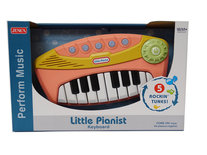 Speelgoed piano - Little Pianist - 5 muziekinstrument tonen - 29cm
