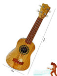 Speelgoed Gitaar met 4 snaren - Sound Guitar - 56cm - Speelgoedinstrument