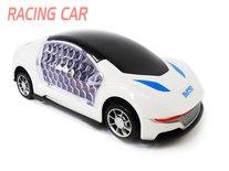 Speelgoed auto met led licht en geluid - 3D Flash Light Car - 23CM