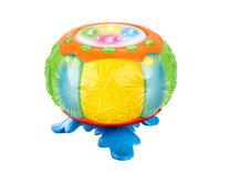 Speelgoed dynamische drum met verschillende muziek - Pumpkin Pat Drum (19x19CM)