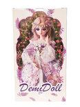 Demi Girl Prinses pop speelgoed - met chique classic feest jurkje - 56CM