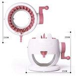 Slimme breimachine  robot - Knitting Machine - 22 naalden - breimachine