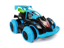 Rc Spinning Stunt Car 360 - radiografisch bestuurbare stunt auto 2.4GHZ -oplaadbaar - 20CM