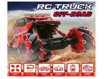 Rc Drift Climber Crawler Truck 4WD auto - 1:16 2.4GhZ - oplaadbaar - Buggy off-road car - NQD