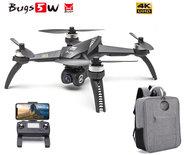 Drone MJX Bugs 5W met 4K Ultra HD live camera + GPS 1000M en volgsysteem - Brushless motoren + Origineel Opbergtas !