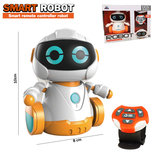 Rc Smart Watch Robot - bestuurbaar via horloge - intelligente robot (incl. batterijen)