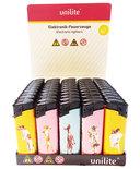 BS Klik aanstekers 50st. in tray navulbaar- Electronic lighters - Unilite VIO deal - Happy Pets