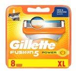 Gillette Fusion 5 power XL - 8 stuks Scheermesjes - Gillette Fusion Scheermessen