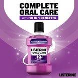 Listerine Total Care 10 in 1 - mondverzorging - mondspoeling 500ml