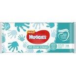 Huggies billen doekjes All Over Clean -  Babydoekjes  - 56 doekjes