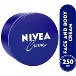 NIVEA Creme 250ml - Beschermt & Verzorgt De Droge Huid - Voor Heel De Familie