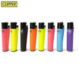 Clipper Aanstekers- 48 stuks- color Vuursteen aansteker - na vulbaar