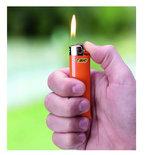 Bic aanstekers Maxi - 50 stuks aanstekers - 3.000 vlammen - mix color lighter