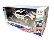 Rc auto 2.4GHZ Burnout Smoke Car met echte rook en LED-lichtjes en oplaadbaar