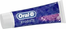 Oral-B 3D White Vitalize - voor witte tanden - tandpasta 75ml