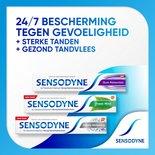 Sensodyne Gentle WhiteningTandpasta - 24/7 bescherming - voor gevoelige tanden 75ML